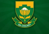 emblem of cricket South Africa
