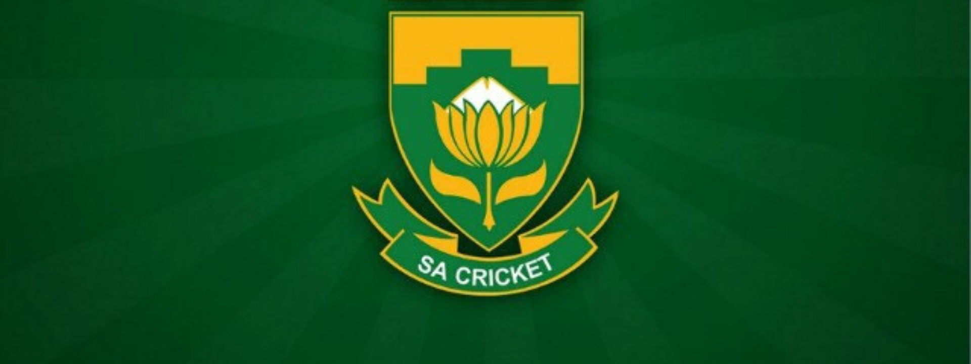 emblem of cricket South Africa